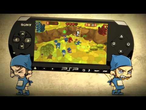 Видео № 0 из игры Fat Princess: Fistful of Cake [PSP]