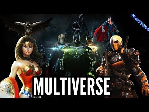 DC Multiverse TRIBUTE - This Will Destroy Us