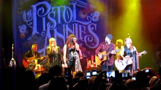 John Fogerty Joins the Pistol Annies onstage at The House of Blues on Sunset