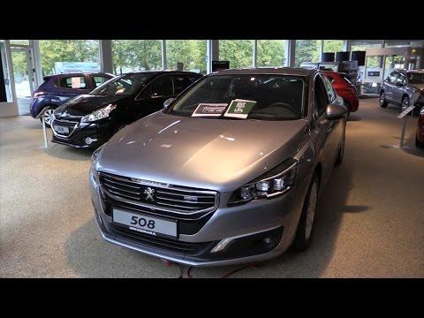 Peugeot 508 2015 In Depth Review Interior Exterior