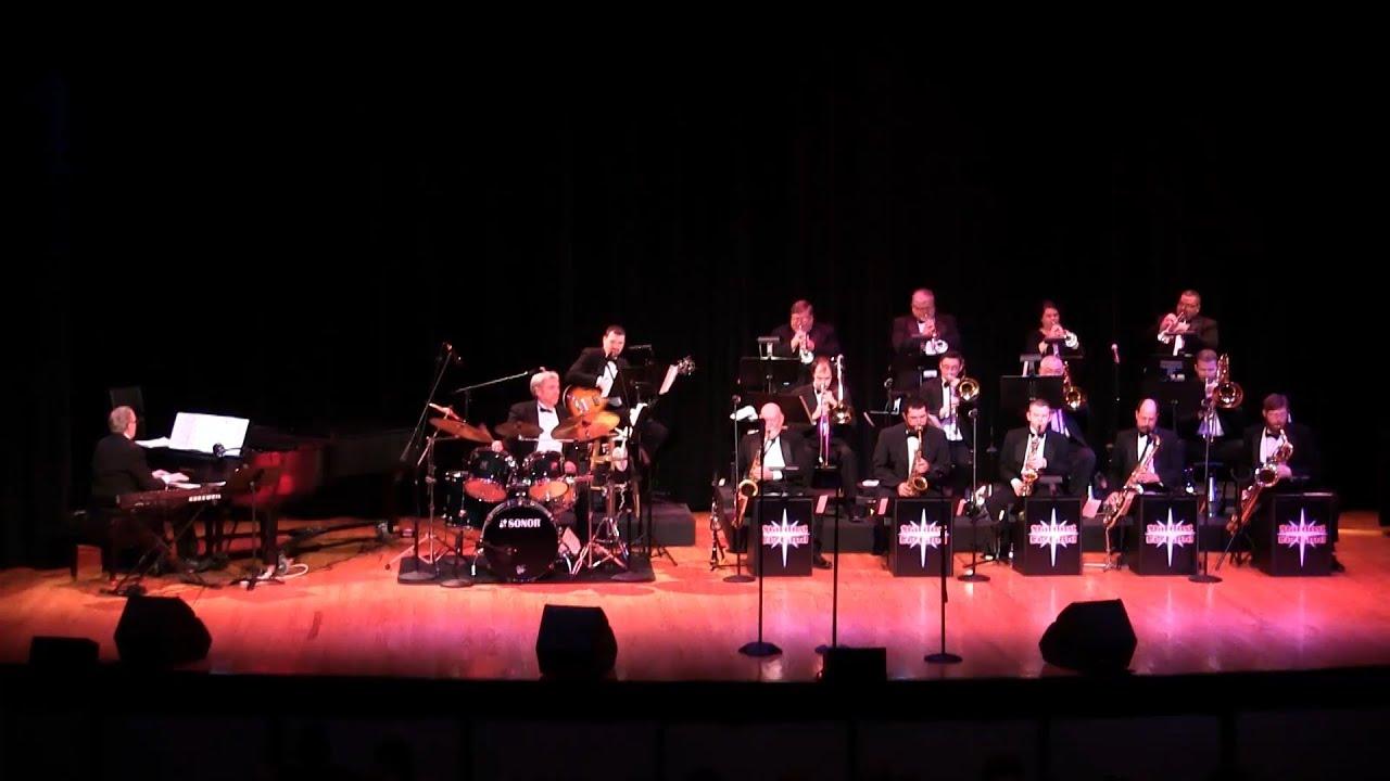 Frankie and Johnny - Stardust Big Band / Arkansas Jazz Orchestra