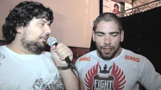 Cobertura Jungle Fight 28 - Entrevista com Marcelo Guimarães
