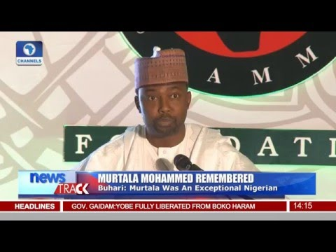 Buhari Urges Nigerians To Emulate Late Murtala Mohammed