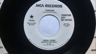 Tearjoint , Faron Young , 1980