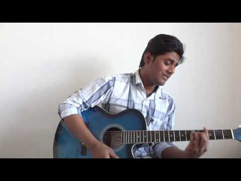 Woh lamhe Guitar cover by deep