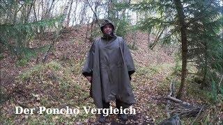 Der große Poncho vergleich