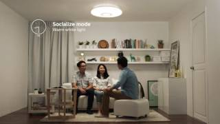 Philips All-in-One LED Ceiling Light