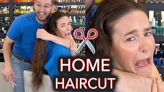 I Let My Boyfriend Cut My Hair: The Horror Movie thumbnail