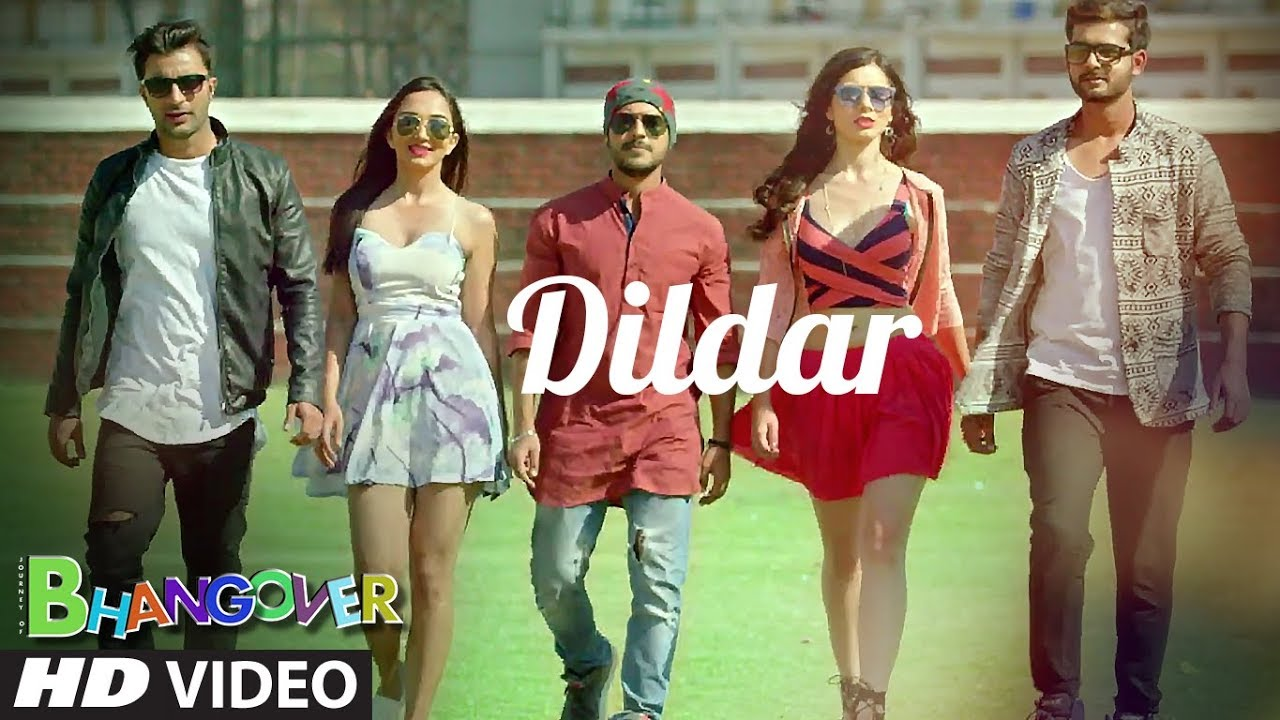 Dildar Punjabi Video Song | Journey Of Bhangover | Siddhant Madhav  downoad full Hd Video