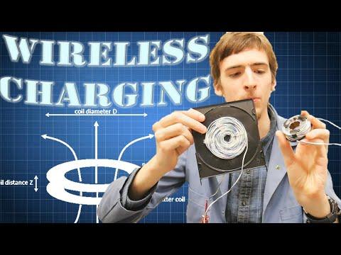 Mini Project: DIY Wireless Charging