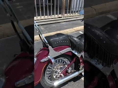 1986 Harley-Davidson FXST SOFTAIL in Greenbrier, Arkansas - Video 1