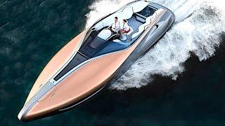 Lexus 2018 Sport Yacht Powerboat Lexus Commercial 2017 Lexus Boat Video CARJAM TV HD
