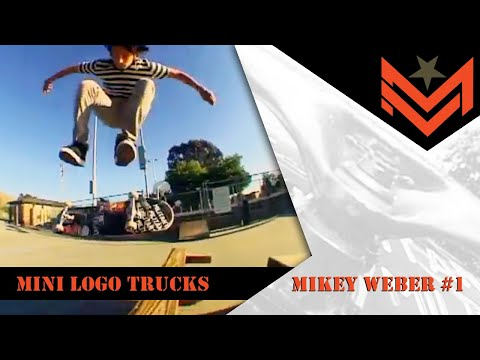 Mini Logo Truck Review with Mikey Weber