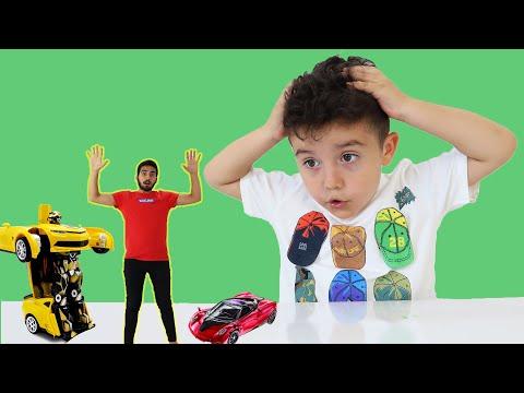 Yusuf and Uncle's Fun Magic Transform