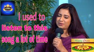 Shreya Ghoshal  Singing Vaseegara | Zara Zara | Harris Jyaraj | RHTDM | Red FM | Minnale