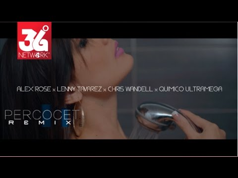 Letra Percocet (Remix) Alex Rose Ft Lenny Tavárez, Chris Wandell y Quimico