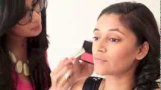 Image for video on Basic Foundation Routine (With Contouring, Highlighting & Blush) by Tejasvini Chander
