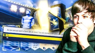 OMFG MY BEST PACK EVER... I FEEL SICK!! - FIFA 17 TOTY PACK OPENING