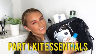 HOW TO START A MAKEUP KIT - PART 1: KIT ESSENTIALS
