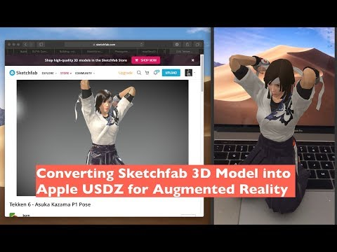 Download How To Create Or Convert Usdz Files Create Ar Content For