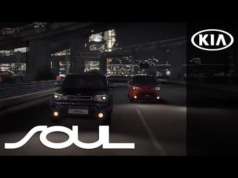 Kia  Soul Паркетник класса J - рекламное видео 2
