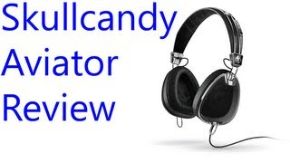 Review: The Skullcandy Aviator Roc Nation Over the Ear Headphones for iPhone / iPad