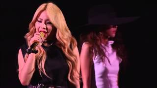 2NE1 & LEE HI - IF I WERE YOU (YG Family Concert 2014)