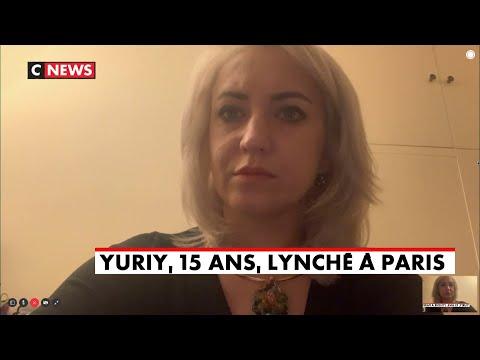 La mère de Yuriy témoigne sur CNEWS La mère de Yuriy témoigne sur CNEWS
