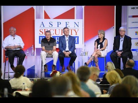 Image result for Aspen Security Forum, Tom Burt, Photos