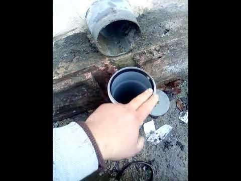 Чистка канализации самый эффективный метод