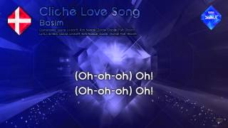 Basim Cliché Love Song Denmark Karaoke version