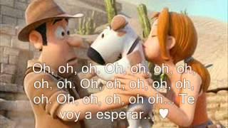 Juan Magan & Belinda - Te voy a esperar [ Con letra ] :D