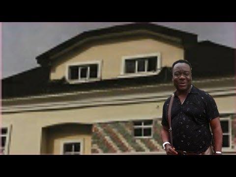Mr  IBU New multimillion mansion in lagos in 2018