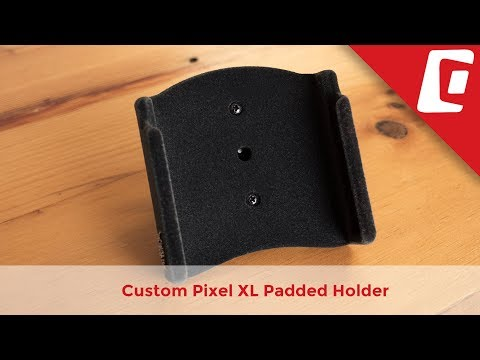 Play Video: Padded Holder