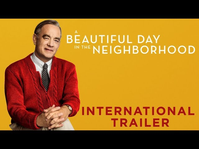 A BEAUTIFUL DAY IN THE NEIGHBORHOOD  Trailer