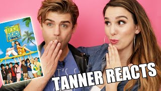 Tanner Reacts To Teen Beach Movie!