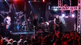 Anti-Flag - Cities Burn @26.07.14 Volta Club