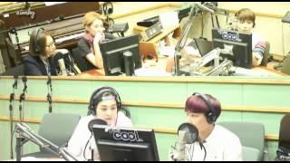 Download Video 130912 EXO Xiumin Kai case 5 2/2 - Amber so pretty! Super Junior Ryeowook KTR MP3 3GP MP4