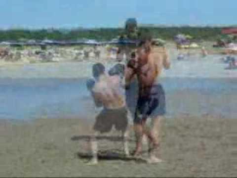 spiaggia e box
