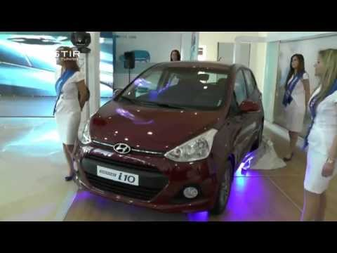 lancement officiel de la Hyundai Grand i10