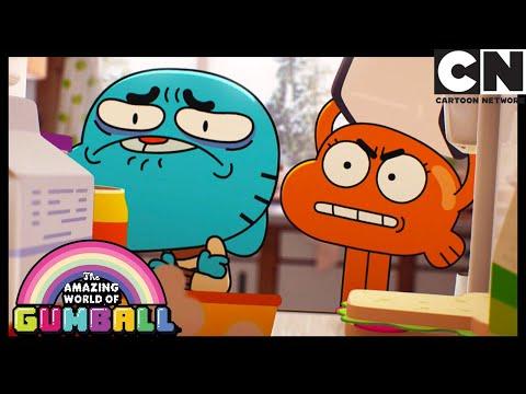 Richard Has A Go At Sarcasm  | Gumball | Cartoon Network