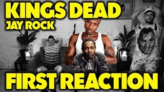 Jay Rock - King's Dead First Reaction/Review (Jungle Beats)