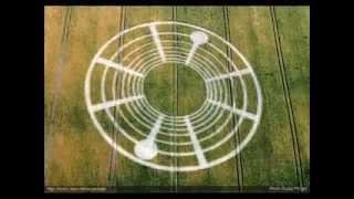 Crop Circles UFO/ Круги на полях