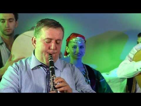 Valle Leskoviqare. (avazi kicos) klarinete mjeshtri Aleks Xhelili kitare Erik Sheno live