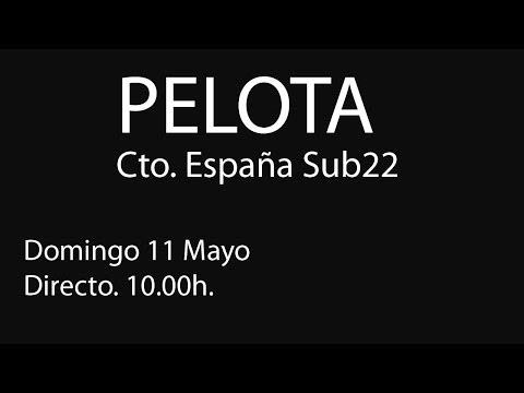 Finales Campeonato España sub22