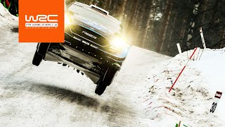 WRC - Rally Sweden 2020: Teaser