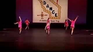 Route 66- The Cheetah Girls- Jazz