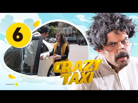 """الحلقة 6 من برنامج """"كريزي تاكسي"""": """"سائق التاكسي العجوز"""""""