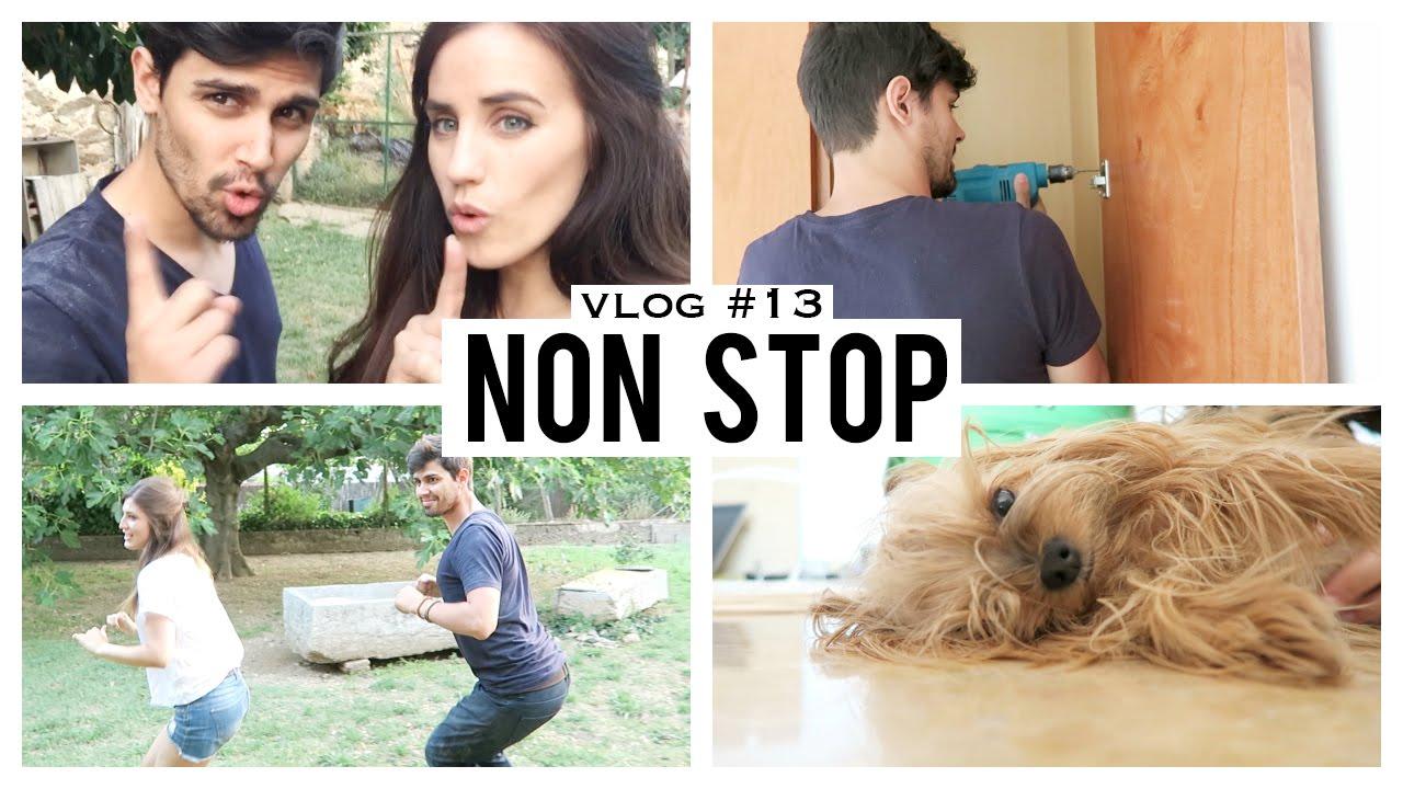 Sin Parar! Seguimos con las obras | Vlog 13