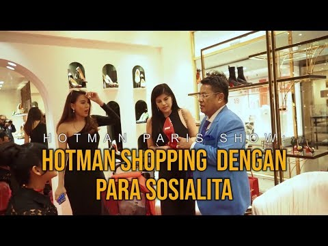 HOTMAN PARIS SHOW: Hotman Shopping Dengan Para Sosialita